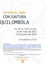 conjuntura quilombola 2013-1