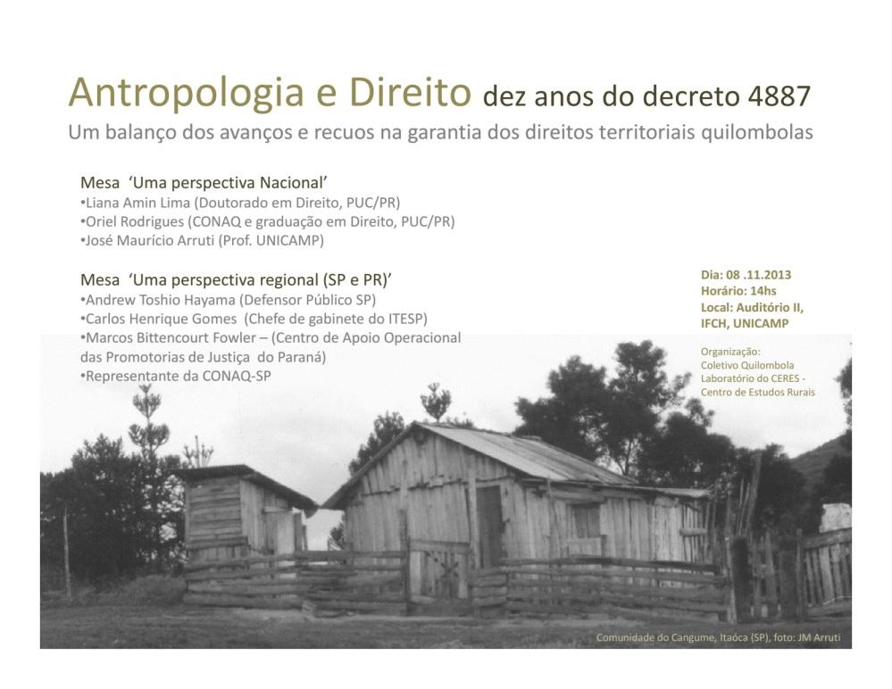 Dez anos do Decreto 4887: Bahia (1/3)